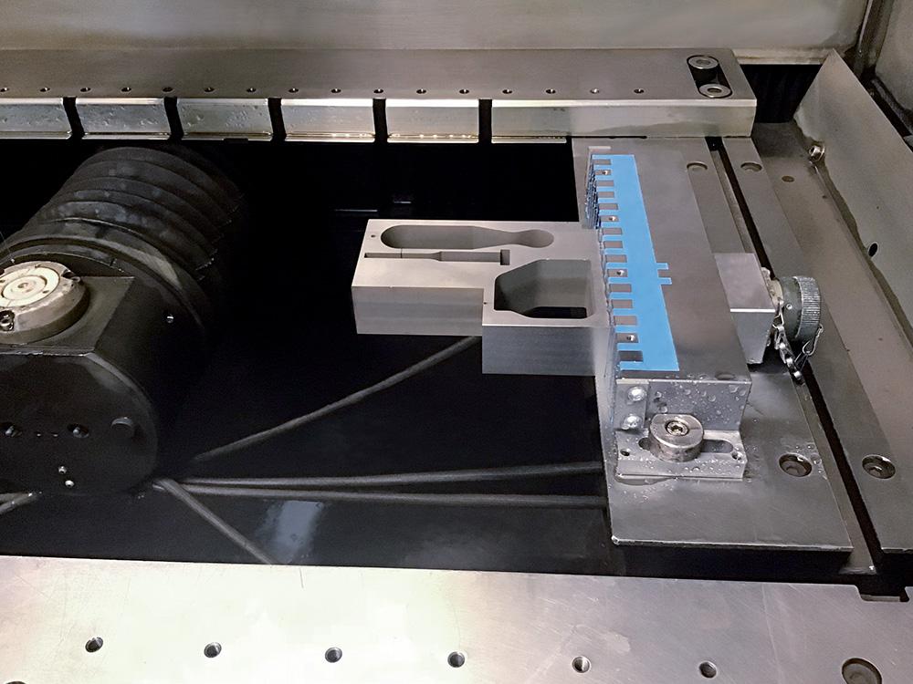 Piano magnetico per elettroerosione a filo: caratteristiche e vantaggi