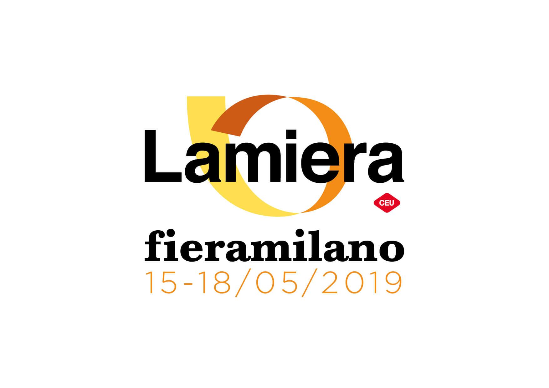 LAMIERA, Milano – 15/18 May 2019