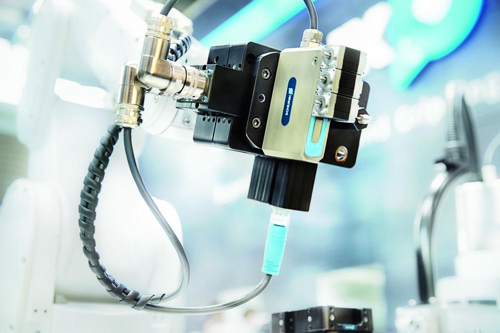 Il legame tra soluzioni magnetiche elettropermanenti e Industria 4.0